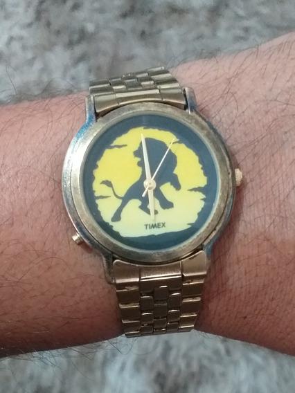 Relógio Timex O Rei Leão Te Lion King Da Disney Lindo E Raro
