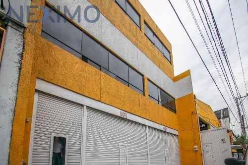 Bodega En Renta Sobre Avenida Principal Jesús Reyes Heroles En Tlalnepantla, Estado De México