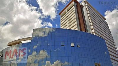 Sala À Venda E Locação, 60 M² - Centro - Santos/sp - Sa0024