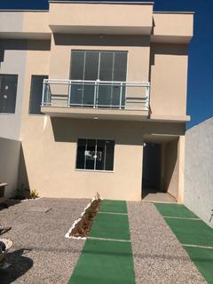 Casa Primeira Locação Ampla Sala/cozinha 3 Quartos Suite Lav