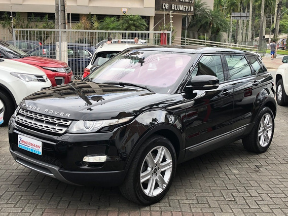 Land Rover Evoque 4wd 2.0 2012