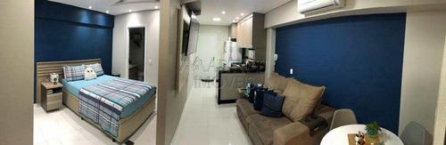 Imagem 1 de 30 de Flat Com 1 Dorm, Centro, Jundiaí - R$ 440 Mil, Cod: 8972 - V8972