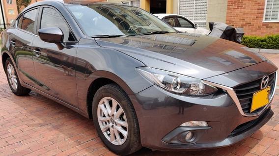 Mazda 3 Skyactive Touring 2017 Gris Meteoro 4 Puertas