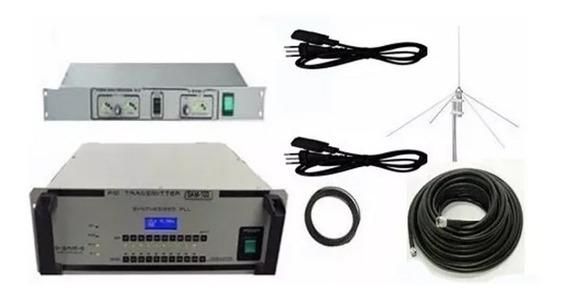 Processador + Potencia 50 Watts Sam Homologado Anatel