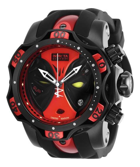 Relógio Invicta Marvel Venom Deadpool 28577