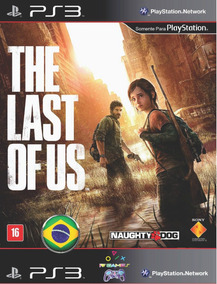 The Last Of Us - Português - Psn Ps3 - Mídia Digital