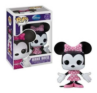 Muñeco Funko Pop Minnie Disney 23 Original