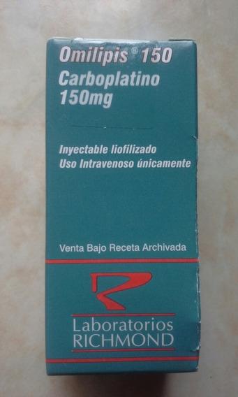 Ampolla Capilar Carboplatino 150 Mg Paclitaxel 25 Ml