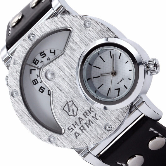 Relógio Masculino Shark Militar Saw054 - Oferta Especial