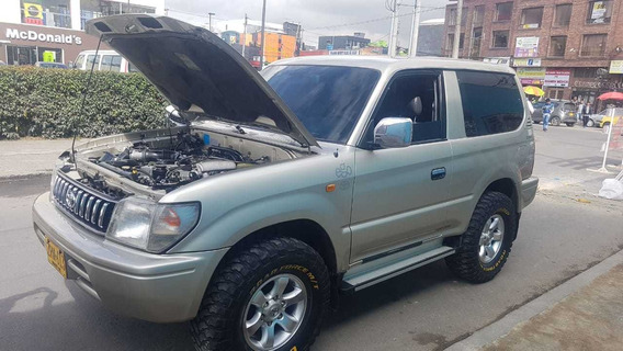 Toyota Prado Sumo, 2007