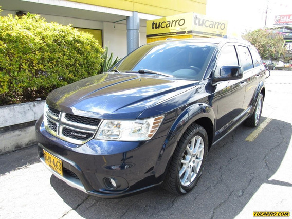 Dodge Journey Crew 3.6 At 7 Pts Full Equipo Ct 4x2