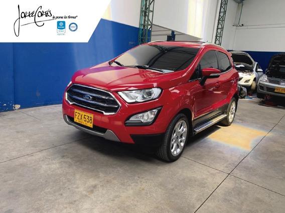 Ford Ecosport Titanium Aut Fzx538