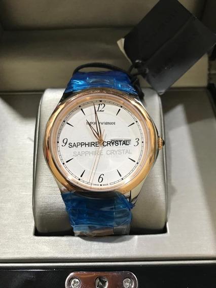 Reloj Emporio Armani Esedra Gent Ars8603 Nuevo Para Hombre
