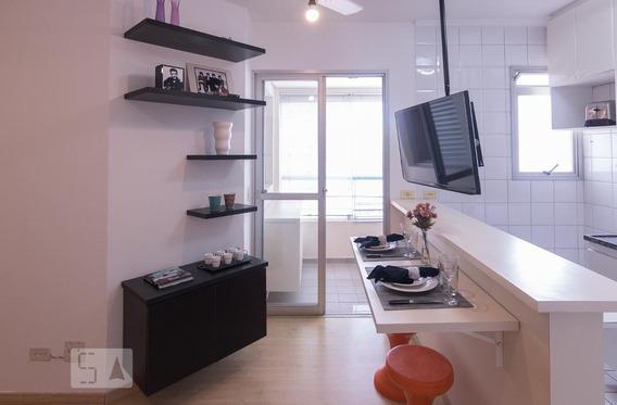 Apartamento Para Aluguel - Vila Pompéia, 1 Quarto, 34 - 893065873