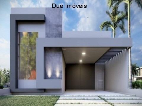 Imagem 1 de 1 de Excelente Casa No Jardim Residencial Viena - Ca02287 - 69409538