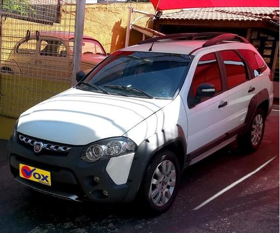 Fiat Palio Weekend Adventure 1.8 Flex 2015