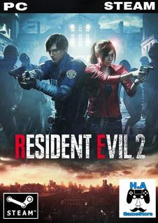 Resident Evil 2 / Biohazard Re:2 Pc /steam