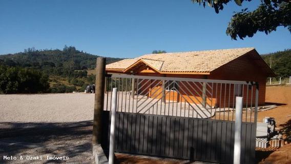 Chácara Para Venda Em Bragança Paulista, Sete Barras, 3 Dormitórios, 4 Banheiros - 663