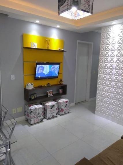 Apartamento Para Venda Em Volta Redonda, Água Limpa, 2 Dormitórios, 1 Banheiro, 1 Vaga - Ap016_1-1261365