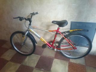 Bicicleta Umma Rodado 24