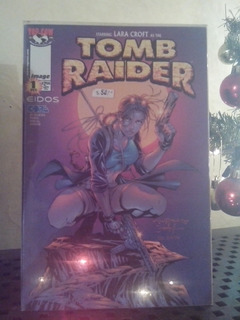 Tombraider #1 Andy Park