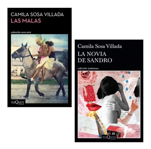 Pack Camila Sosa Villada - Las Malas + La Novia De Sandro