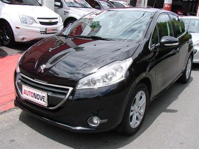 Peugeot 208 1.6 Griffe 16v Flex 4p Automático 2013/2014