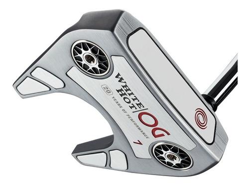 Imagen 1 de 8 de Golf Center Putter Odyssey White Hot Og #7  35  6 Cuotas