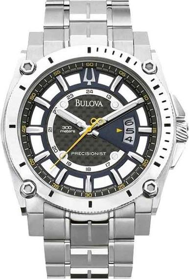 Relógio Bulova Masculino Precisionist Wb31014a *scuba Diver