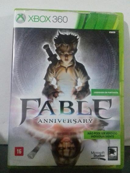 Jogo De Xbox 360 Fable Aniverssary Original