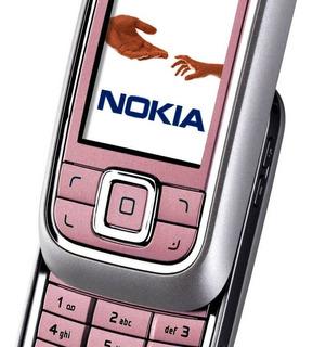 Celular Nokia 6111 Desbloqueado Original Rosa