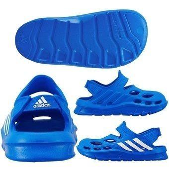 Sandalias Para Niños adidas Kids Varisol - Azul