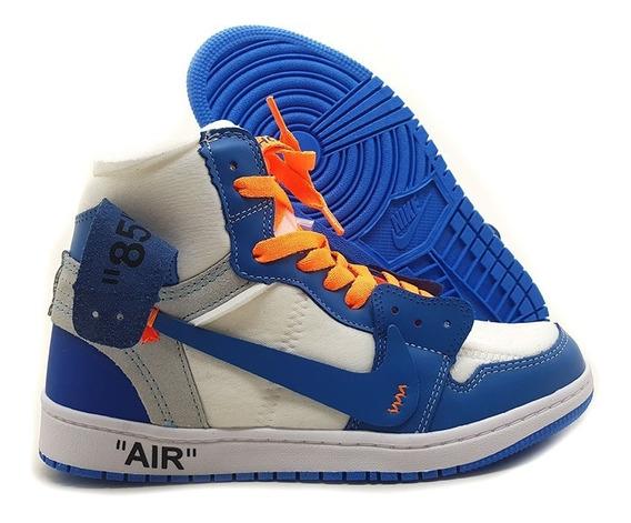 Tênis Masculino Air Jordan 1 Chicago High Retro Frete Grátis