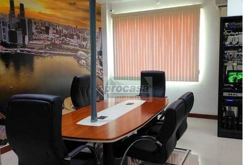 Excelente Andar Corporativo Para Alugar, 200 M² Por R$ 6.000/mês - Tarumã - Manaus/am - Ac0001