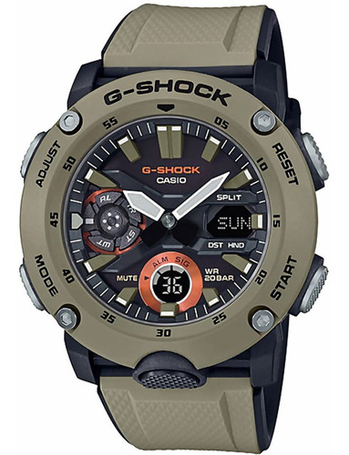 Imagen 1 de 9 de Reloj Casio G-shock Digital Ga20005acr  E-watch
