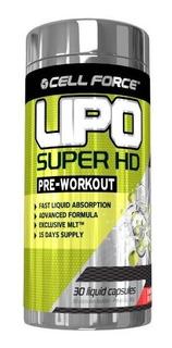 Lipo Super Hd 30 Caps