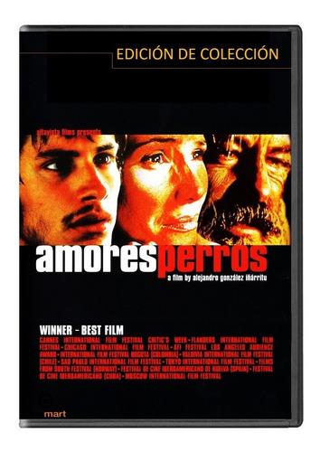 Amores Perros Gael Garcia Bernal Pelicula Dvd