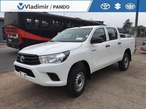 Toyota Hilux Dx 4x2 Pick Up Doble Cabina 2021 0km