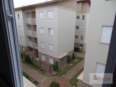 Apartamento Residencial À Venda, Jardim Minda, Hortolândia. - Ap5570