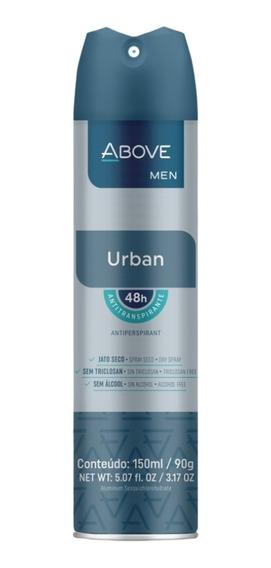 Desodorante Antitranspirante Above Urban 150ml Baston