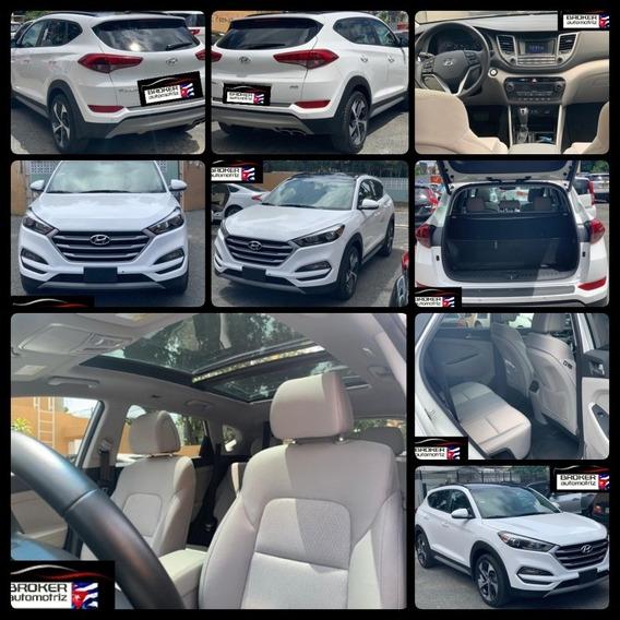 Hyundai Tucson Limited 4x4 American