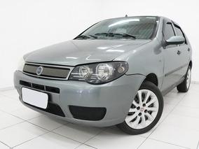 Fiat Palio Elx 1.3 Cinza Mpi 8v