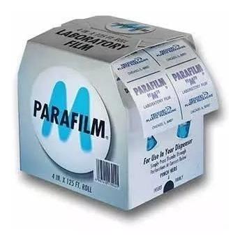 Parafilm M, Lacrado, Na Caixa
