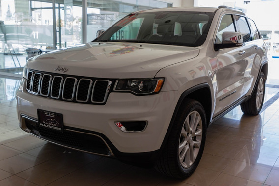 Jeep Grand Cherokee Limited V6 2017.