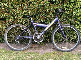 Bicicleta Fischer Xt 600 Azul / 18 Cambios