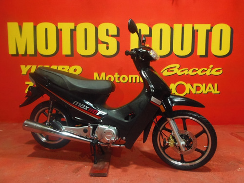 Yumbo Max 110 Impecable === Motos Couto ====