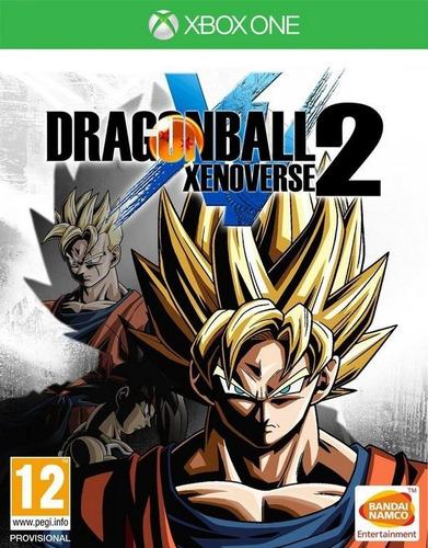 Dragon Ball Xenoverse 2 Xbox One - 25 Dígitos
