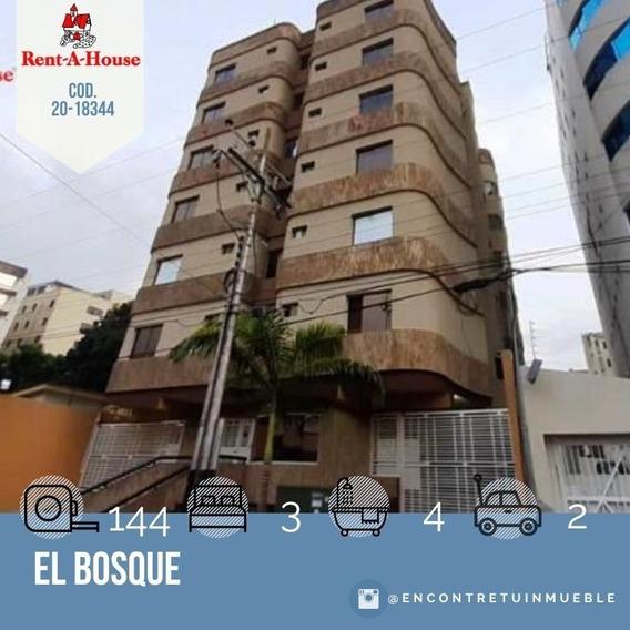 Apartamento En Venta En Maracay, El Bosque 20-18344 Scp