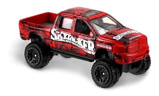 Hot Wheels Ram 1500 Big Trucks Rojo Oliwagens