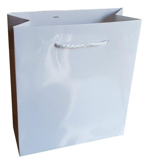 10 Bolsa Liner Blanca Chica Boutique Premium 14an13al6fc210